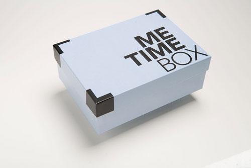 ME TIME BOX Blau